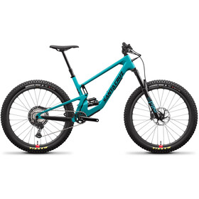 Santa Cruz 5010 4 C XT-Kit Reserve, loosely blue